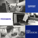 UCI Offers FREE Support and Video Conferencing